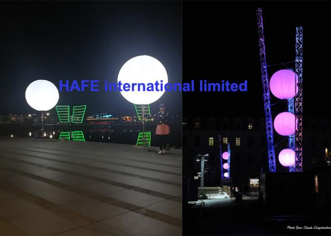 High Bright Inflatable LED Light With Meanwell 90~305V AC / 50-60Hz Driver