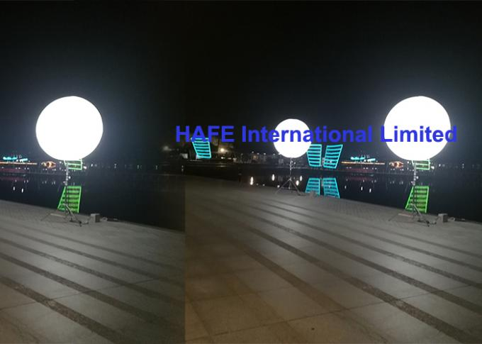 640W Inflatable LED Light With Light Area 60000 Lumens For Night Outdoor Events 0