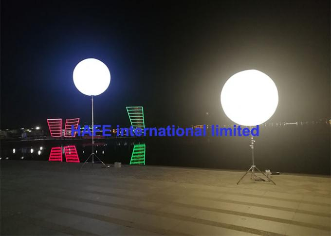 640W Inflatable LED Light With Light Area 60000 Lumens For Night Outdoor Events 1