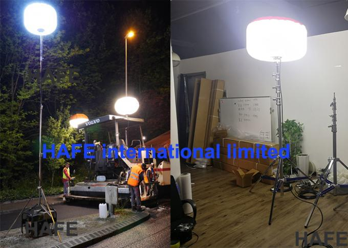 Dimmable Emergency Safety Lights Portable Luminite Light Tower For Rescue