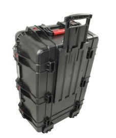 Heavy Duty ABS Trolley Case Balloon Light Packaging With Ultra Strong Hexaboard Panels