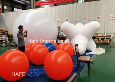 China Commercial Grade Inflatable Lighting Decoration / Inflatable Balloon Light Indoor Events factory