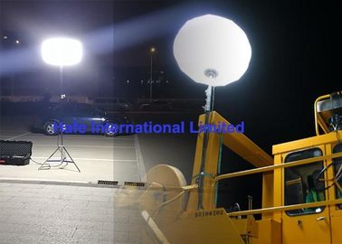 China 400W Anti Glare Led Lights Construction Site Lighting Portable Light Towers factory