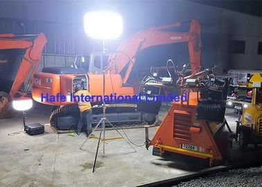China Industry 400 Watt Led Light Source Glare Free Lighting For Managing Construction Projects factory
