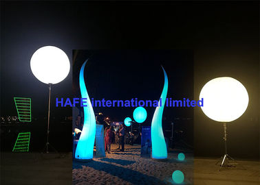 High Lumens Dual Color Led Balloon Lights Smoothly Moduation From 3200~6500k